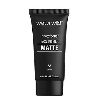 Wet n Wild Photo Focus Face Primer Math