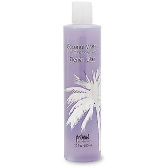 Primal elementer kokos vand Body Wash fransk lilla 300 ml