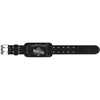 Motorhead Ace Of Spades Leder Wriststrap (Rz)