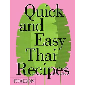 Quick and Easy Thai Recipes by Jean-Pierre Gabriel - 9780714873220 Bo