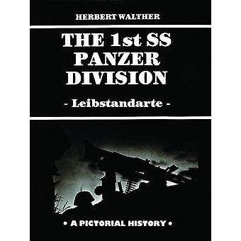 A 1ª Divisão de S.S.Panzer por Herbert Walther - livro 9780887401657