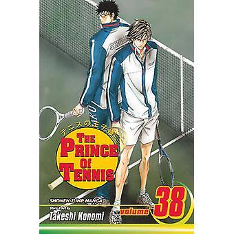 Prinsen av Tennis av Takeshi Konomi - Takeshi Konomi - 97814215285