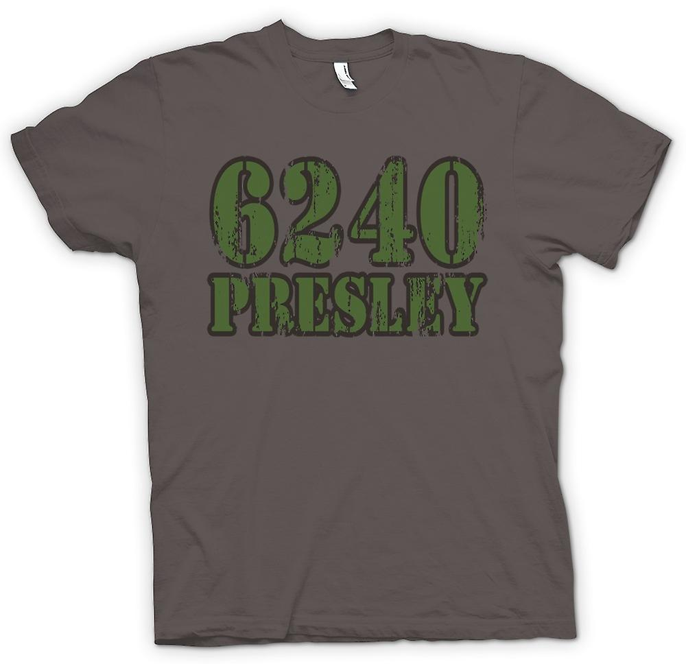 Womens T-shirt - 6240 Presley - Jail Number