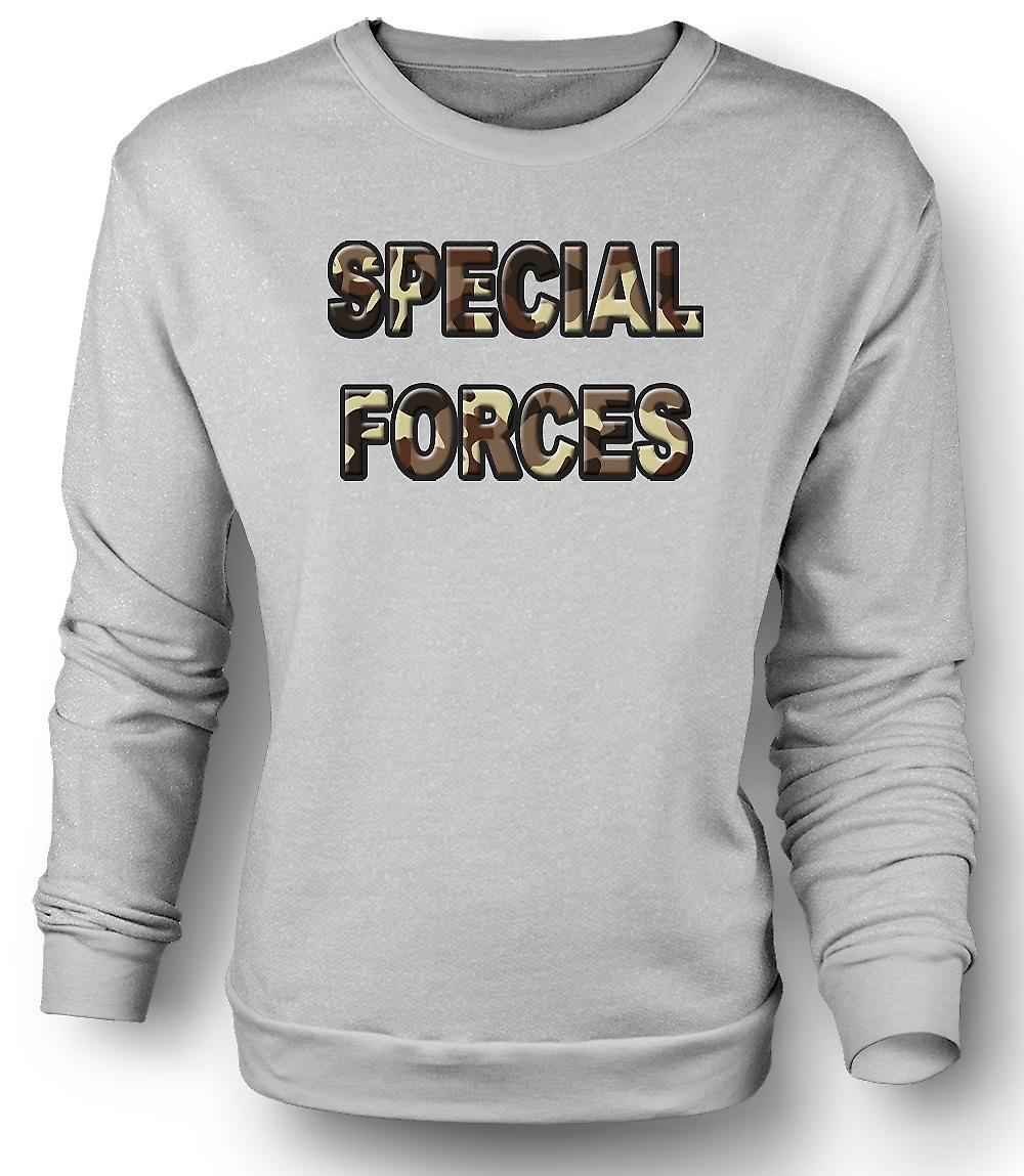 Mens Sweatshirt Special Forces Elite