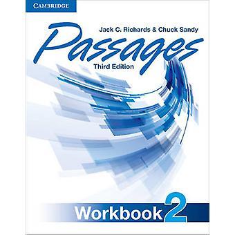 Passager niveau 2 projektmappe (3. reviderede udgave) af Jack C. Richards -