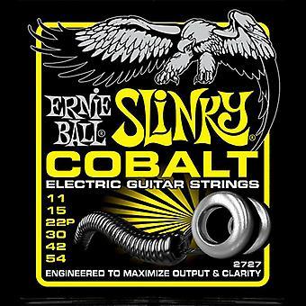Ernie Ball Cobalt Slinky Strings String Gauge-Extra Heavy 11-54