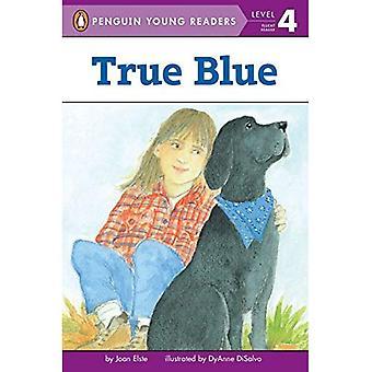 True Blue (alla ombord läsning: nivå 3)