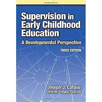 Tillsyn inom småbarnsfostran: ett utvecklande perspektiv (förskola)