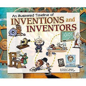 Illustrierte Chronik der Erfindungen & Erfinder