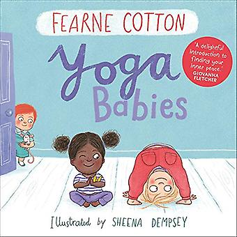 Bébés de yoga