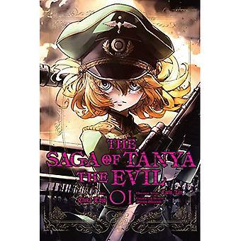 Die Saga von Tanya das Böse, Vol. 1 (Manga)