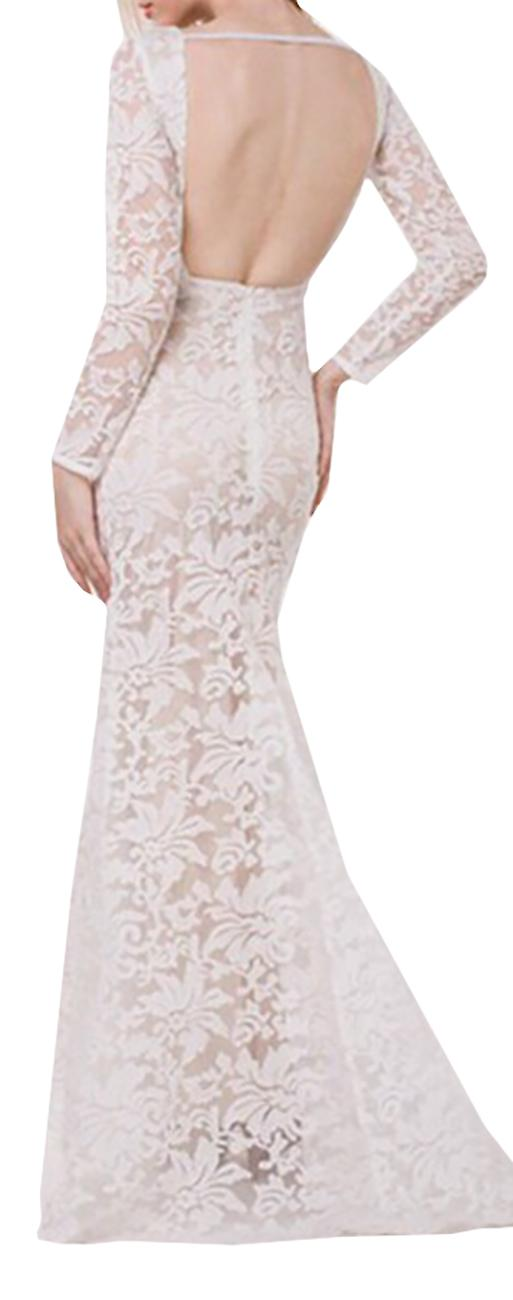 Waooh - Long Lace Dress Zhal