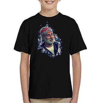 TV Times Spike Milligan Comedian And Writer Kid's T-Shirt