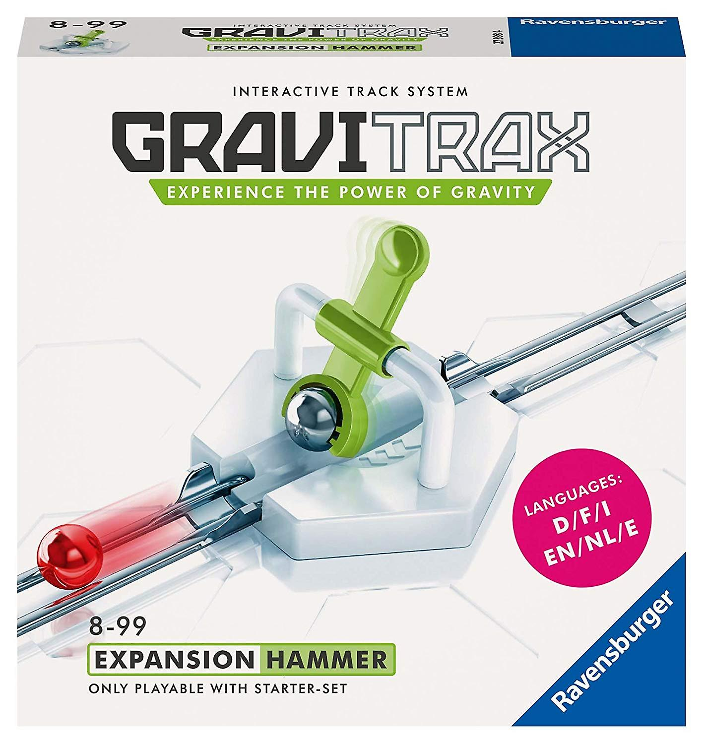 Ravensburger GraviTrax - Add on Hammer - English Version