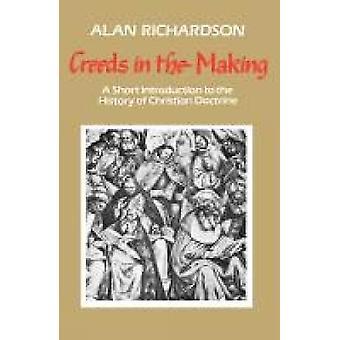 Trosuppfattningar i den göra en kort inledningen till historien av Christian doktrin av Richardson & Alan