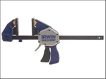 IRWIN Quick-Grip Xtreme Pressure One Handed Clamp 450mm (18in)