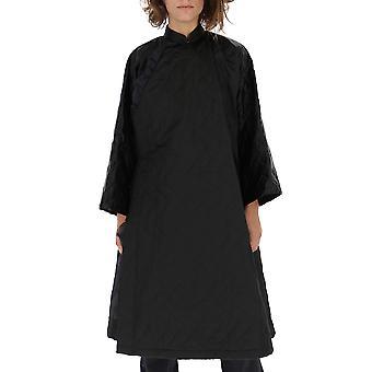 Comme Des Garçons Black Polyester Dress