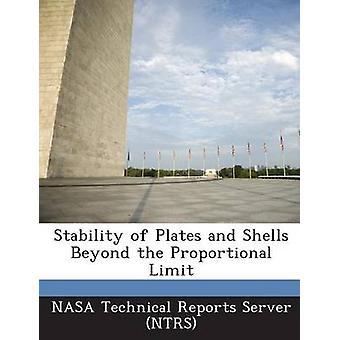 Stabilitet av plattor och beskjuter utöver det proportionella av Nasa tekniska rapporter Server Ntrs