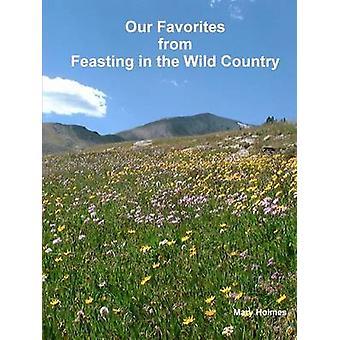 Nossos favoritos de festejos no país selvagem por Holmes & Mary