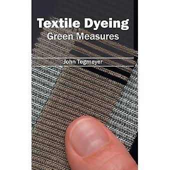 Textilien färben grüne Maßnahmen durch Tegmeyer & John
