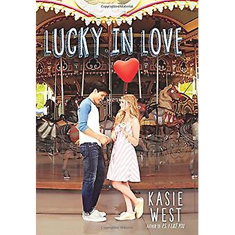 Lucky in Love by Kasie West - 9781338058017 Book