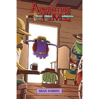 Adventure Time Original Graphic Novel - Volume 9 - The Brain Robbers by