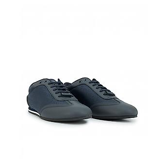 BOSS Footwear Lighter Low All Over Logo Trainers