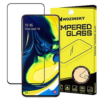 Screen Protector Samsung A80 in tempered glass Full screen