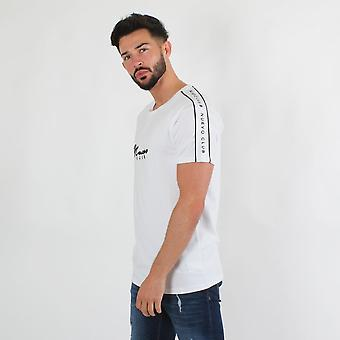 Nuevo Club Signature Taping T-shirt - White