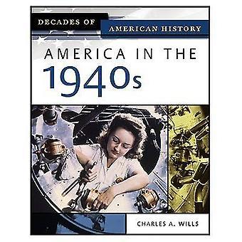 L'Amérique dans les années 1940 par Charles Wills - livre 9780816056392