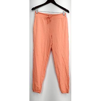 Xhilaration Lounge Pants, Sleep Shorts Drawstring Sleep Pant Orange