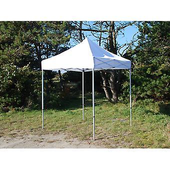 Vouwtent/Easy up tent FleXtents Easy up pavillon Basic v.2, 2x2m Wit