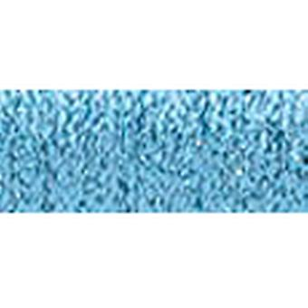 Kreinik Blending Filament 1 Ply 50 Meters 55 Yards Hi Lustre Sky Blue Bf 014Hl