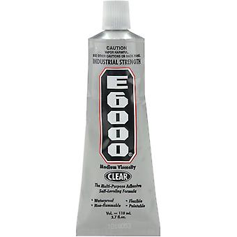 E6000 Multi Purpose Adhesive 3.7 Ounce 230021