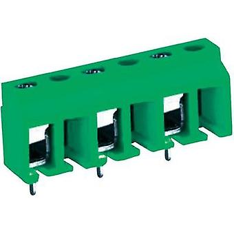 Screw terminal Number of pins 2 MA311-10002 DECA Green 1 pc(s)