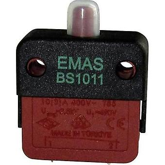 Interruptor de acción rápida 250 VCA 1 16 x On/(Off) EMAS BS1011 E IP40 1 momentáneo PC