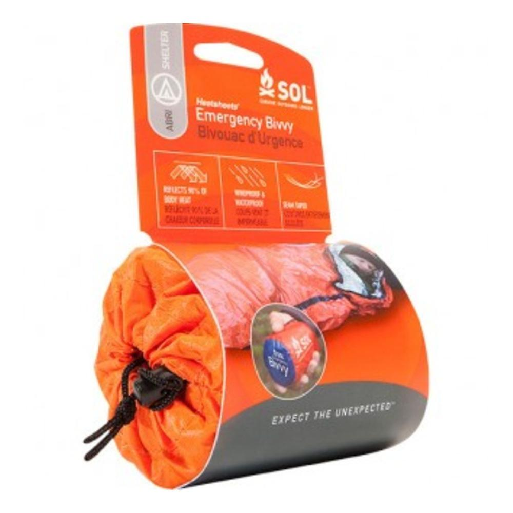 Adventure Medical SOL Heatsheets Emergency Bivvy