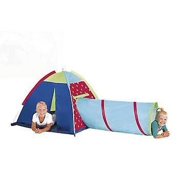 Stars Shop With Children Tunel (Outdoor , Houses And Stores)