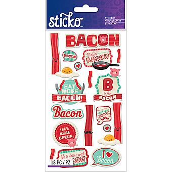 Sticko Stickers-Bacon E5201289
