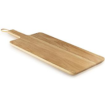 Eva solo Nordic kitchen wood cutting board made of oak 44 x 22 cm