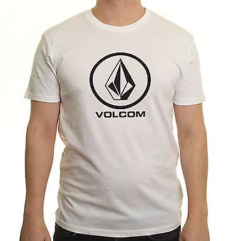 Volcom T-Shirt ~ Circlestone hvit