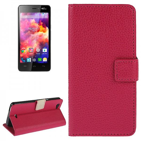 Pocket wallet premium Pink for WIKO highway signs