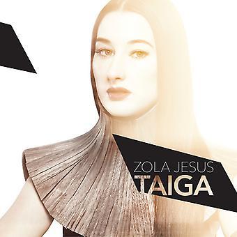 Zola Jesus - Taiga [vinilo] USA importar