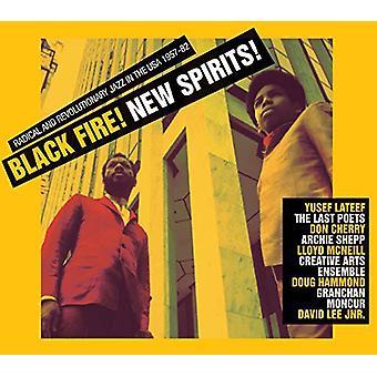 Soul Jazz Records præsenterer - sort brand nye ånd [CD] USA import