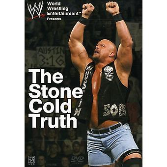 WWE - piedra fría verdad [DVD] USA importar