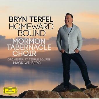 Terfel/Mormon Tabernacle Choir - importer des USA de Homeward Bound [CD]