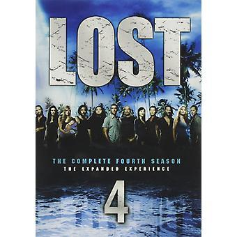 Tabt: Sæson 4 [DVD] USA import
