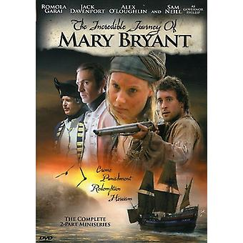 Incredible Journey of Mary Bryant [DVD] USA import