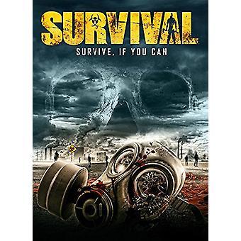 Overlevelse [DVD] USA importerer