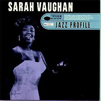Sarah Vaughan - Profiel van Jazz [CD] USA import